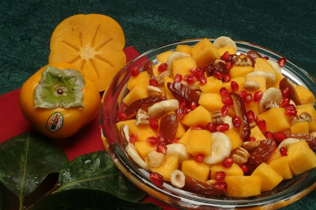 Sharon Fruit Salad